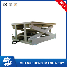 Hydraulic Plywood Veneer Lift Platform Machinery
