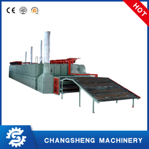 Roll Core Veneer Dryer machine