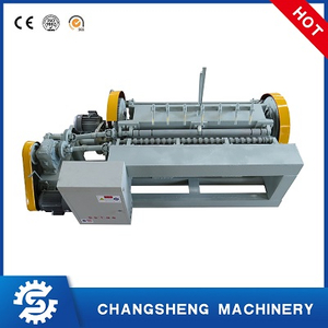 Small Diameter Logs Plywood Veneer Peeling Machine