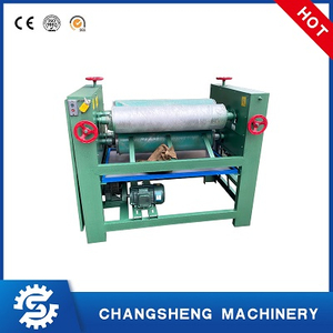 Plywood Double Sides Roller Type Glue Spreading Machine
