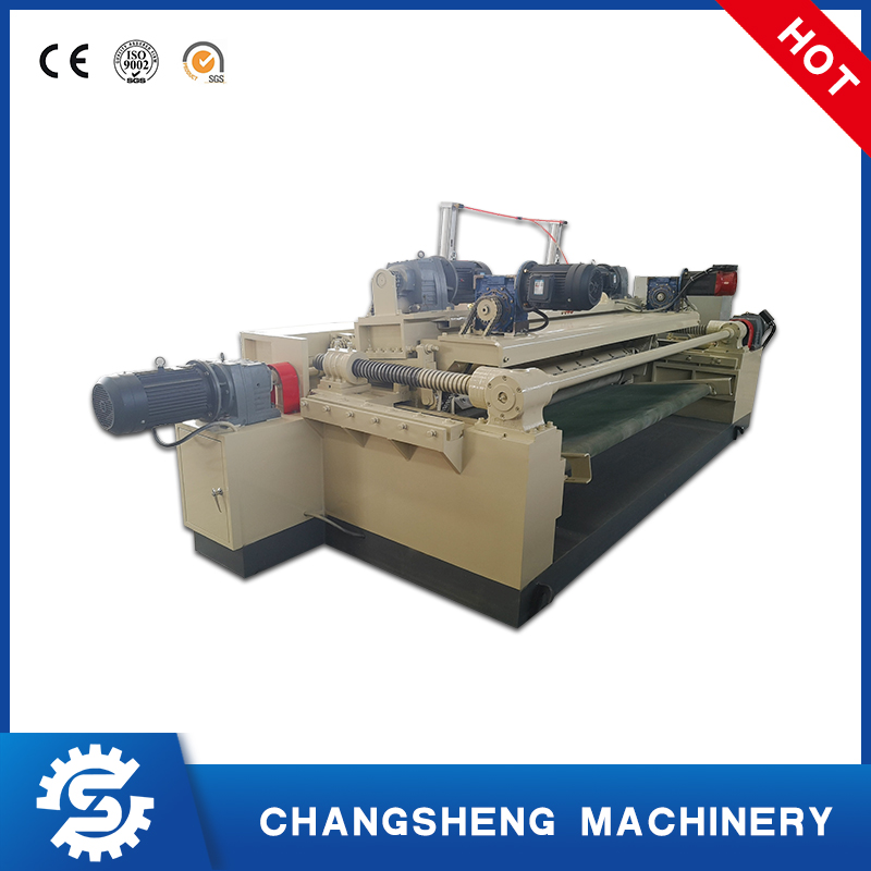 Plywood Rotary Peeling Veneer Making Machine for Plywood Production