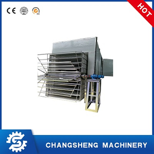 Vertical Core Veneer Dryer For Plywood