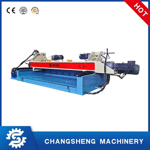 8 Feet Spindleless Rotary Veneer Peeling Machine