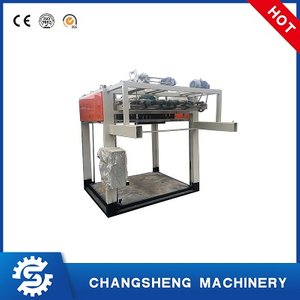 Core Veneer Stacker Clapper Type