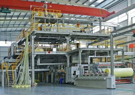 Face Mask Machine Spunbond Nonwoven Production Line