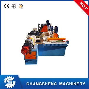 New 4 Feet Spindle Less Veneer Peeling Machine for Making Plywood