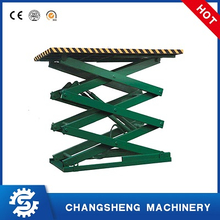 Hydraulic Lift Platform for Woodworking Machine Sanding Machine