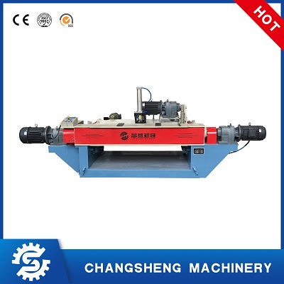 Plywood Making Machine 4 Feet Veneer Peeling Machine