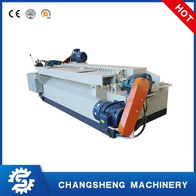 Plywood Making Machine Heavy Duty Log Debarker Machine
