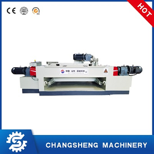 Plywood Making Machine 4 Feet Face Veneer Peeling Machine