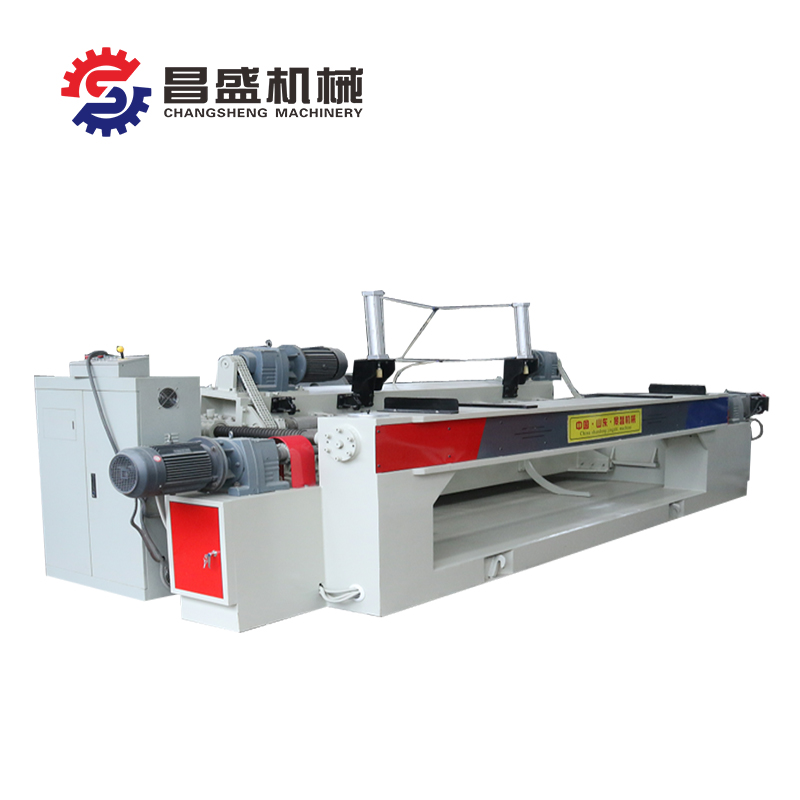 CNC veneer peeling machine five points of attention when operating