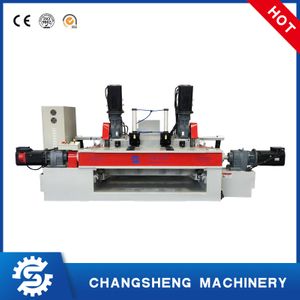 4 Feet High Speed Full Servo Plywood Veneer Peeling Machine