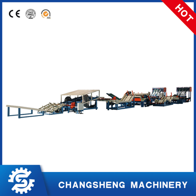 4 Feet Plywood Veneer Production Line Spindle less High Speed